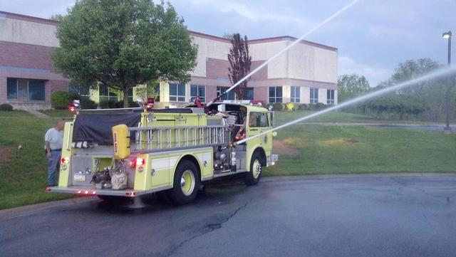 Wagontown Accepts Loan of City of Coatesville Engine 41-1